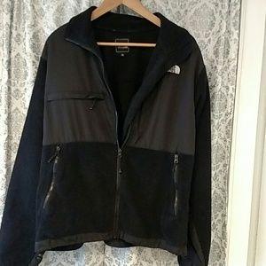 North Face men's fleece jacket